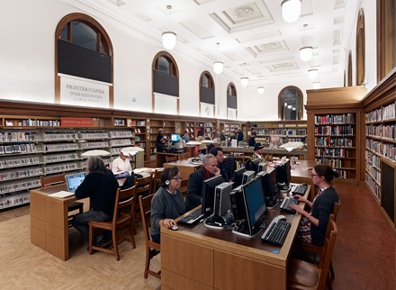 Golden Gate Valley Branch Library
