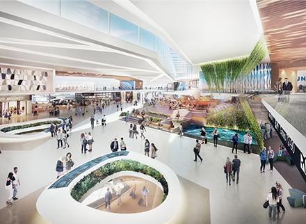 SFO Terminal 3 West