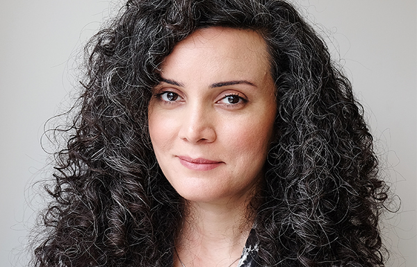 Maryam Rostami, AIA, LEED AP