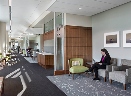 Stanford Redwood City Outpatient Clinic