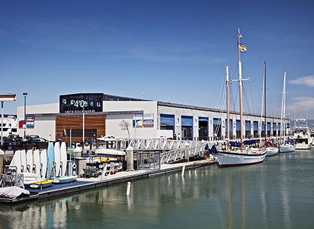 Pier 40 Upgrades