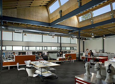 Plantronics Industrial Design Studios