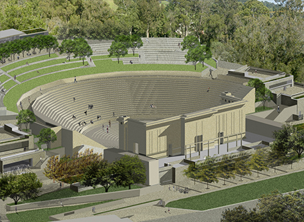 Greek Theater Improvement Plan