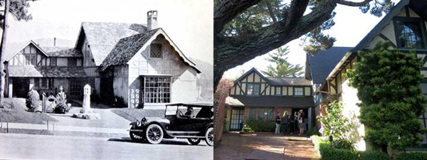 Forest Hill Clubhouse: then and now